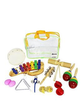 Very  A-Star 10 Piece Children'S Percussion Pack
