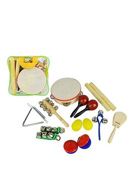 Very  A-Star Handheld Children'S Percussion Kit