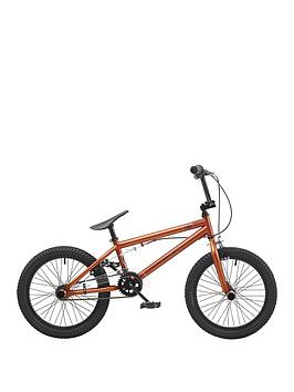 Rooster Rooster Rooster Core 9.5 Inch Frame 18 Inch Wheel Bmx Bike Matte  ... Picture