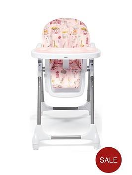 mamas-papas-snax-highchair-circus-pink