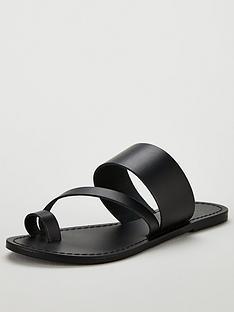 v-by-very-helga-leather-toe-post-aysmetric-sandal