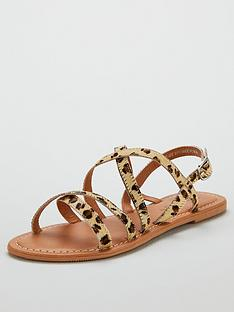 v-by-very-hannah-strappynbspleather-flat-sandals-leopard