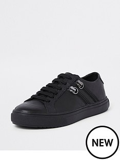 river-island-boys-black-lace-up-double-zip-side-trainers