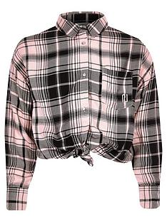 river-island-girls-pink-check-back-print-shirt