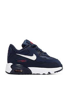 pretty nice f0391 4fd48 Nike Air Max 90 Ltr Bt Infant Trainers
