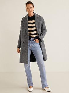 mango-check-wool-coat-grey