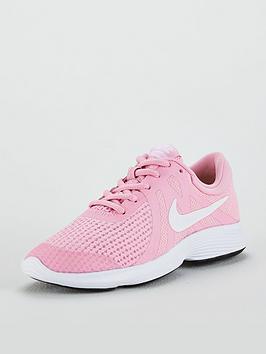 ead732a05c17e Nike Revolution 4 Junior Trainers