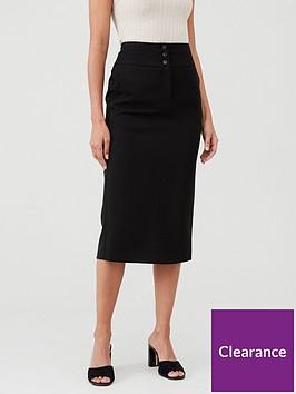v-by-very-the-workwear-midi-skirt-black