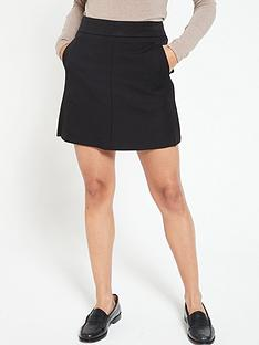 v-by-very-the-short-mini-black