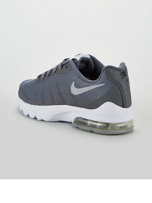 in stock hot product exquisite style Air Max Invigor Junior Trainers - Grey