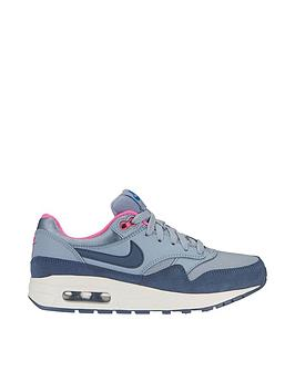 nike-air-max-1-gg-junior-trainers-pale-bluenbsp