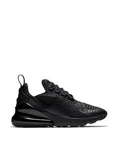 cfef99e7d03 Nike Air Max 270 Bg Junior Trainers