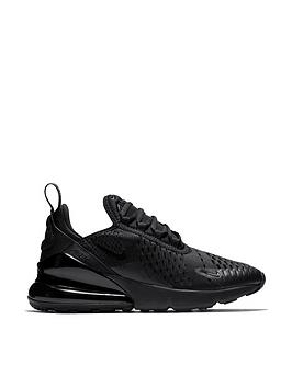 63b46e1f6589 Nike Air Max 270 Bg Junior Trainers