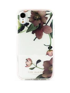 Ted Baker Ted Baker Ted Baker Anti Shock Case Iphone Xr Oled - Arboretum Picture