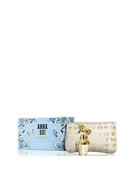 Compare prices for ANNA SUI Anna Sui Fantasia 30ml EDT Cosmetic Pouch Gift Set One Colour Women
