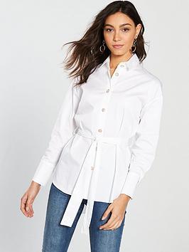 river-island-oversized-shirt-white