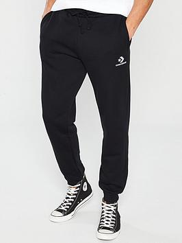 Converse Converse Star Chevron Embroidered Mens Pants Picture