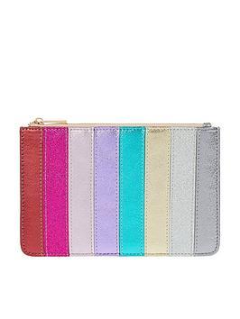 accessorize-rainbow-glitter-stripe-coin-purse-multi