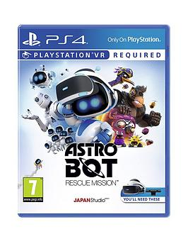 Playstation 4 Playstation 4 Astro Bot Rescue Mission - Playstation Vr  ... Picture