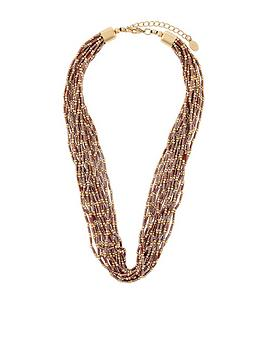 accessorize-beaded-layer-necklace