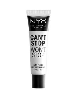 NYX Professional Makeup Nyx Professional Makeup Can'T Stop Won'T  ... Picture