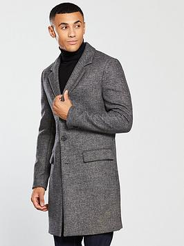 river-island-texture-grey-overcoat