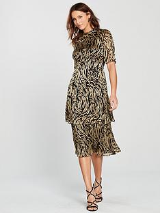 whistles-ivanna-reed-devore-dress-gold