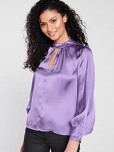 whistles-cora-satin-blouse