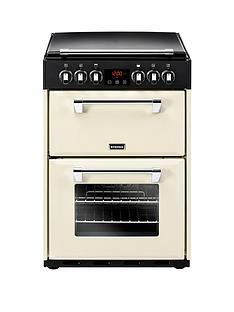 stoves-600e-60cm-richmond-electric-cooker-cream