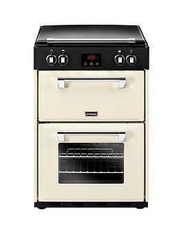 stoves-richmond-600ei-60cmnbspwide-electric-cooker-with-optional-connection-cream