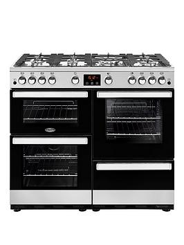 belling-100g-belling-cookcentre-100cm-gas-range-cooker-stainless-steel