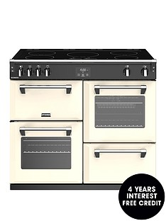 stoves-richmond-s1000df-dual-fuel-100cm-range-cooker-cream-with-optional-connection