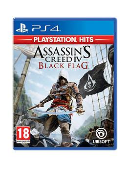Playstation 4 Playstation 4 Playstation Hits - Assassins Creed Black Flag  ... Picture