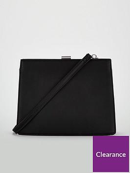 michelle-keegan-pix-frame-detail-shoulder-bag-black