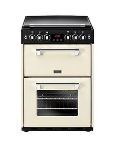 stoves-richmond-600g-60cm-wide-gas-cooker-with-optional-connection-cream