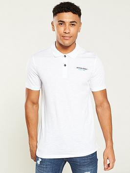 jack-jones-core-scales-polo-shirt-white