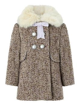 monsoon-baby-lavender-tweed-coat