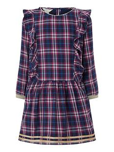 monsoon-courtney-check-dress