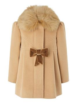 monsoon-baby-connie-camel-coat