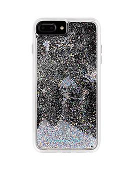 case-mate-glitter-waterfall-iridescentnbsptwo-piece-protective-case-foriphone-8nbspplus-also-fits-iphone-766s