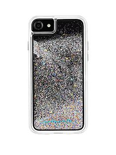casemate-glitter-waterfall-iridescentnbsptwo-piece-protective-case-for-iphone-8nbsp-also-fits-iphone-766s