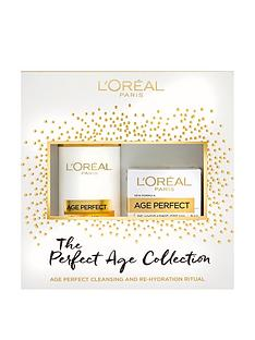 loreal-paris-loreal-paris-skin-expert-age-perfect-cleanse-and-moisturise-giftset-for-her