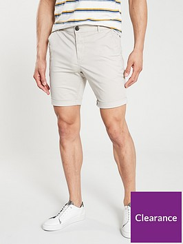 selected-homme-chino-shorts-cream