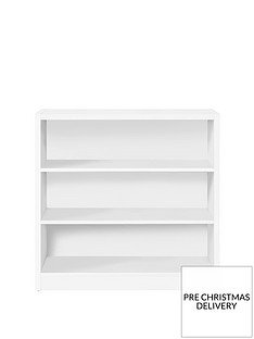 home-essentials--nbspmetro-small-wide-bookcase-white