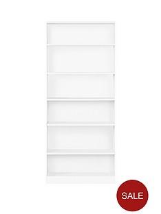 metro-tall-wide-bookcase-white