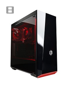 cyberpower-paragon-vega-5-amd-ryzen-5-8gbnbspram-1tbnbsphdd-gaming-pc-with-amd-vega-onboard-graphics-andnbspoptional-acer-nitro-24-inch-monitor