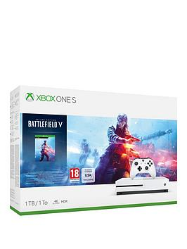 xbox-one-s-battlefield-v-1tb-console-bundle-with-optional-extrasnbsp