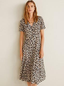 mango-leopard-print-midi-dress