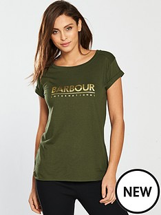 barbour-international-printed-logo-courtnbspt-shirt-khaki