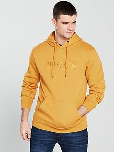 nicce-mercury-hoodie-sunrise-yellow